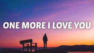 Alex Warren - One More I Love You (Lyrics)