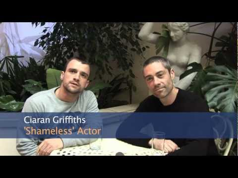 Exclusive Interview with Shameless Actor Ciaran Griffiths and Writer/ Director Simon Powell