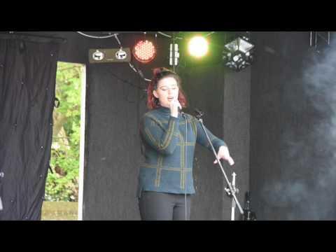 Blandford Georgian Fayre - Lili White