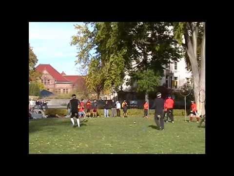 Halloween Tournament - Pigwidgeons vs. Chudley Cannons