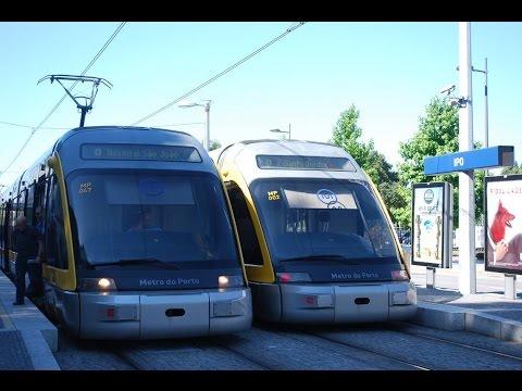 [Doku] OnTour Straßenbahn und Metro Porto