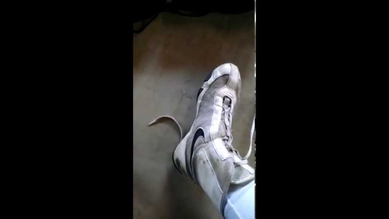Nike Machomai Boxing Shoes Review One Year of Use - YouTube c547bde81