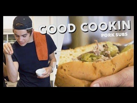Good Cookin - Pork Subs