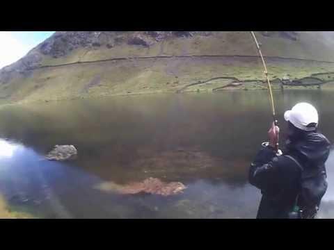 Pesca De Truchas Gigantes En ALIS-Reserva Paisajistica Nor Yauyos-cochas.