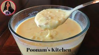 साबूदाना खीर बनाने का यह तरीका पहले क्यों नहीं पता था/Sabudana kheer vrat recipe|Poonam