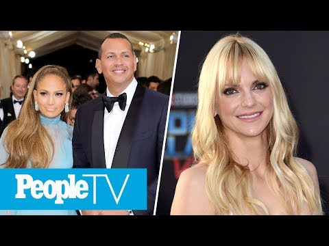 Jennifer Lopez & Alex Rodriguez Moving In Together, Anna Faris Opens Up In New Book | PeopleTV