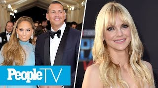 Jennifer Lopez & Alex Rodriguez Moving In Together, Anna Faris Opens Up In New Book | PeopleTV thumbnail
