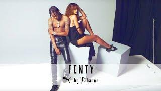 FENTY – PUMA by Rihanna Creeper | A Look Behind the Scenes
