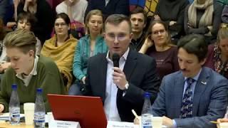 Заседание Управляющего совета ГБОУ Школы № 734 25 01 2018 г