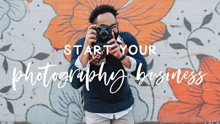 7 Essentials to Start a Photography Business in 2020