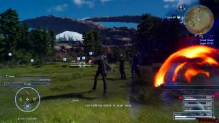 Final Fantasy Xv - Timed Quest Event - 1.05 Update  60fps