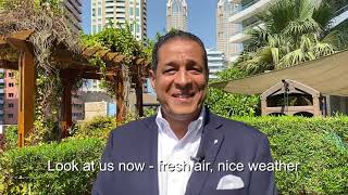 The importance of events in Dubai - Mohamed Awadalla, CEO of TIME Hotels Management