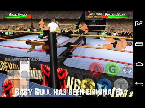 wrestling revolution 2d mod apk 1.922