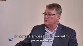David Parson - De ce a mutat Donald Trump ambasada SUA la Ierusalim?