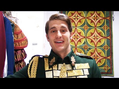 Episode 1  Fiyero Time: Backstage at WICKED with Jonah Platt