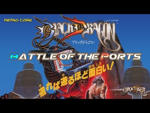 Battle of the Ports - Black Dragon / Black Tiger (ブラックドラゴン) Show #83 60fps