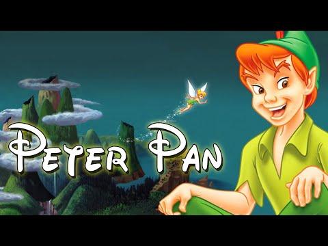 PETER PAN - AUDIO CUENTO PARA NIÑOS | ESPAÑOL