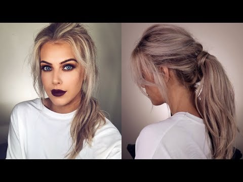 Autumn/Fall Makeup & Hair Tutorial | Chloe Boucher