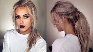 Autumn/Fall Makeup & Hair Tutorial | Chloe Boucher