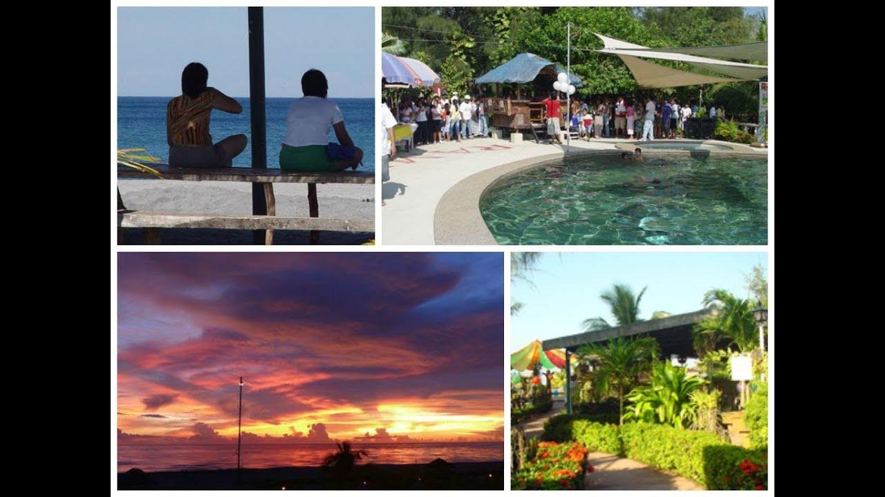 Rama International Beach Resort Botolan Zambales YouTube