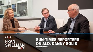 Solis' use of Viagra, sex acts, and a luxury farm: The Fran Spielman Show