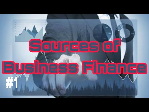 (hindi) Class 11th Sources of business finance #1 Finance and its need.