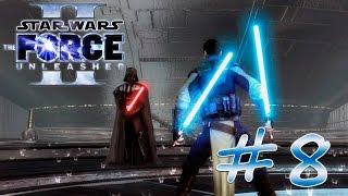 Прохождение Star Wars: The Force Unleashed II (PC) #8 - Камино - Противостояние - Дарт Вейдер