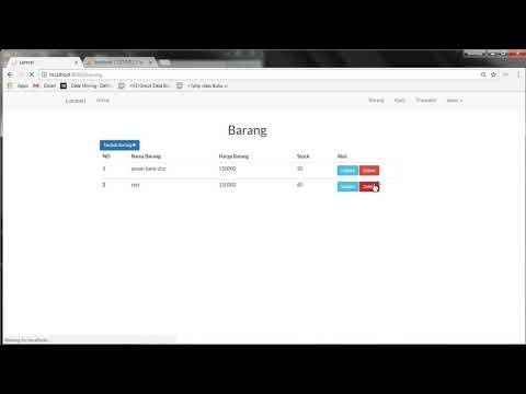 Cara Membuat Website Menggunakan Laravel