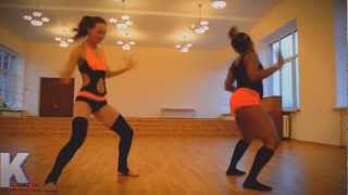 Sexy Dancehall with Lovely Lena & Latonya Style [Jook So] (Krushaz Inc Production)