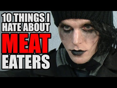 meat eater dating a vegan