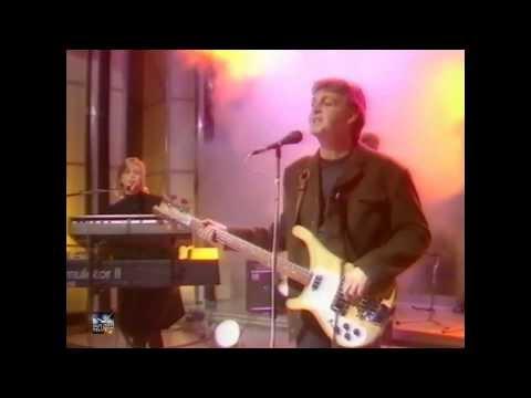 Paul McCartney - Listen to What the Man Said | Wogan | BBC1 20/11/1987