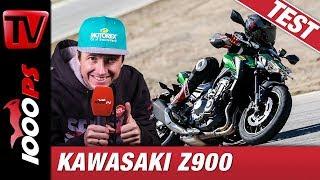 Baixar Kawasaki Z900 - Nicht mehr ganz neu aber immer noch ohne Alternative!