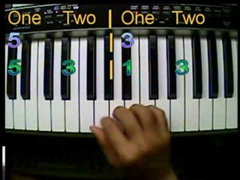 Get Piano Lesson 8 - Playing the LEAD Left Hand