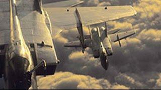 Летчики МиГ-31БМ посадили самолет на одном двигателе(Летчики истребителей МиГ-31БМ авиаполка Западного военного округа отработали действия в нештатных ситуаци..., 2016-04-29T08:18:12.000Z)