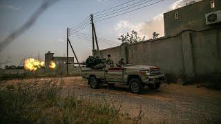 Сторонники Хафтара продолжают отступление в районе Триполи