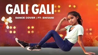 KGF: Gali Gali  | Neha Kakkar | Mouni Roy | Dance Choreography | Ravi Roy | CDA