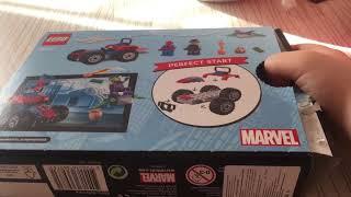Обзор LEGO NINJA GO и SPIDER MAN ⚔️🕷🕸