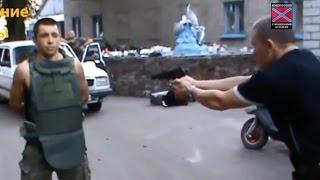 Моторола протестировал бронежилет на своём бойце