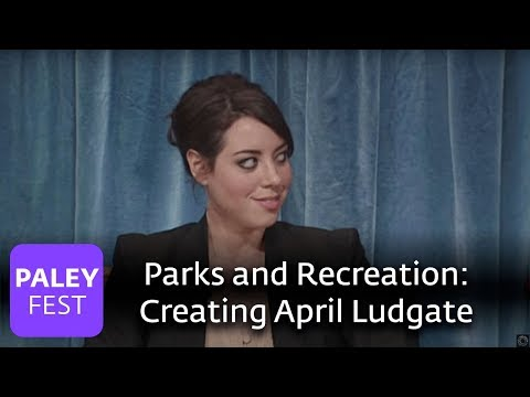 Parks and Recreation  Creating April Ludgate