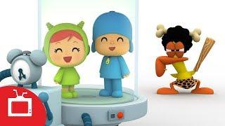 NUOVA STAGIONE | Pocoyo- Viaggi nel tempo ⌚️ (S04E14) HD | Cartoni animati