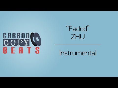 Faded - Instrumental / Karaoke (In The Style Of ZHU)