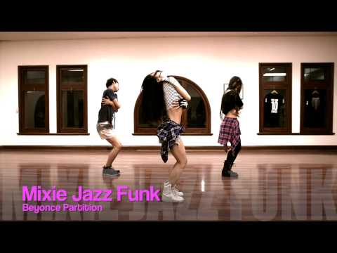 Adelaide Dance Mixie Jazz Funk Class  'Yonce''