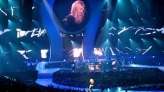Anastacia @ Sportpaleis Antwerp - Left Outside Alone (Natalia meets Anastacia Tour)