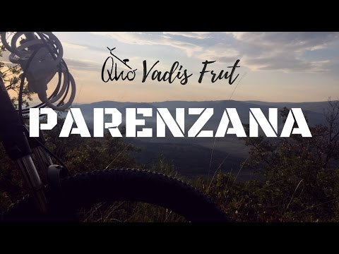 Parenzana by bike
