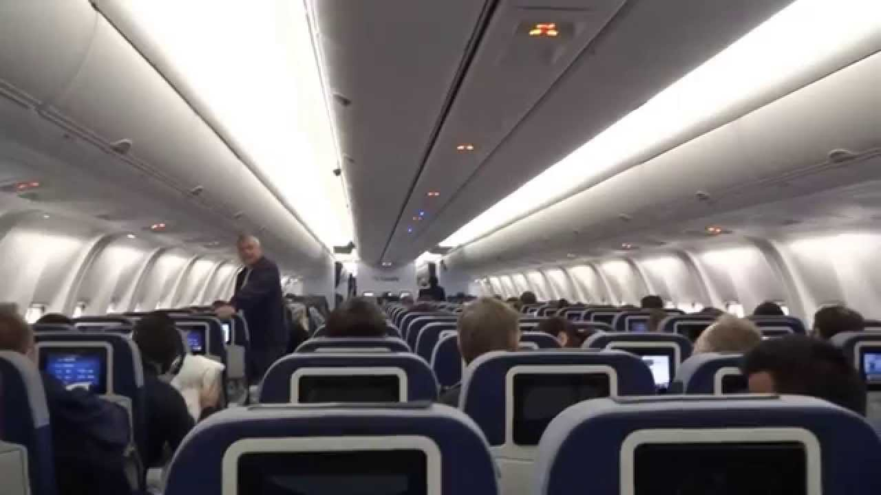 Condor Airlines Neue Sitze Amp Kabine Boeing 767 300er 29