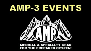 AMP-3 EVENTS