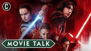 Star Wars: The Last Jedi Trailer Premieres - Movie Talk