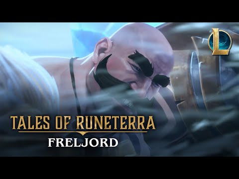 "Tales of Runeterra: Freljord | ""The Raid"""