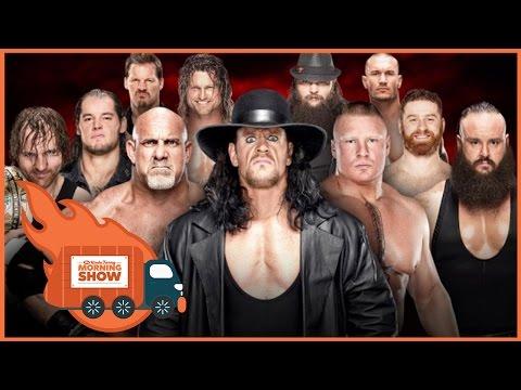 Royal Rumble And Split - Kinda Funny Morning Show 01.30.2017