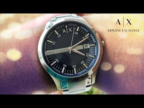 A|X Armani Exchange AX2132 Men's Watch | India | Unboxing & Review In Hindi |